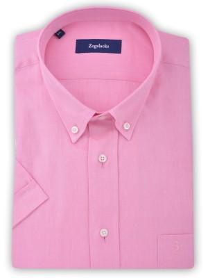 ZegSlacks - %100 pamuk kısa kol spor gömlek(0829)