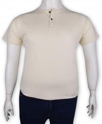 ZegSlacks - %100 Pamuk Düğmeli T-shirt (1207)