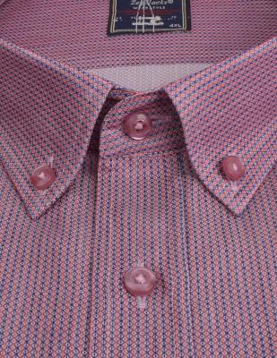 ZegSlacks - % 100 Pamuk Spor Uzunkol Gömlek (3652)