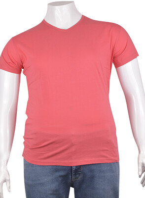 ZegSlacks - V Yaka Basic T-Shirt (tst0274)