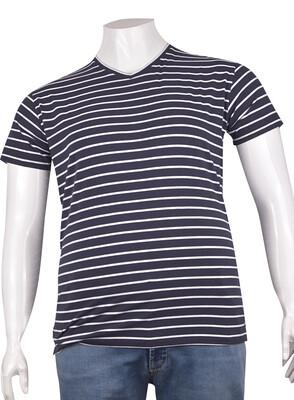 ZegSlacks - V Yaka Basic T-Shirt (tst0276)