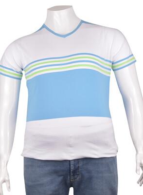 ZegSlacks - V Yaka Basic T-Shirt (tst0279)