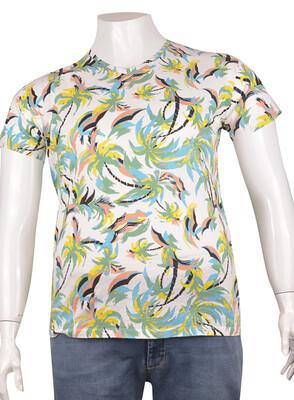 ZegSlacks - V Yaka Basic T-Shirt (tst0283)