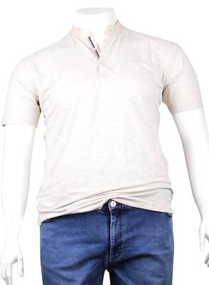 ZegSlacks - Pike Kumaş Düğmeli T-Shirt (dy0368)