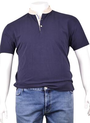 ZegSlacks - Pike Kumaş Düğmeli T-Shirt (dy0369)