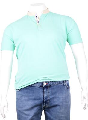 ZegSlacks - Pike Kumaş Düğmeli T-Shirt (dy0371)