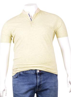 ZegSlacks - Pike Kumaş Düğmeli T-Shirt (dy0374)
