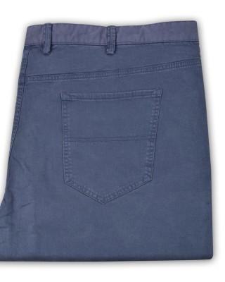 ZegSlacks - Likralı spor chino pantolon/Bacak dar kesim/A. Lacivert (2204)
