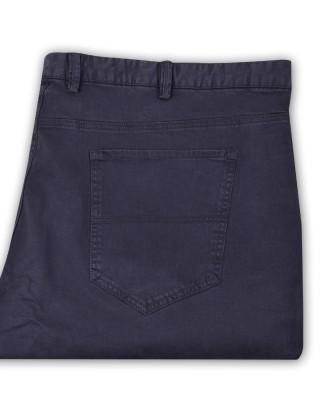 ZegSlacks - Likralı spor chino pantolon/Bacak dar kesim /lacivert