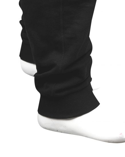 %100 Pamuk Eşofman Takım / Siyah