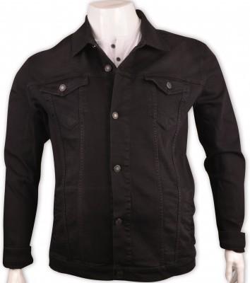 ZegSlacks - Jeans Ceket /Likralı orta kalınlık (jck004)/SİYAH