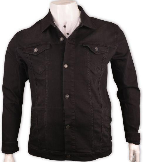 Jeans Ceket /Likralı orta kalınlık (jck004)/SİYAH