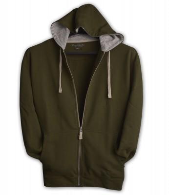 ZegSlacks - %100 PAMUK Kapişonlu Sweatshirt (3293sw)