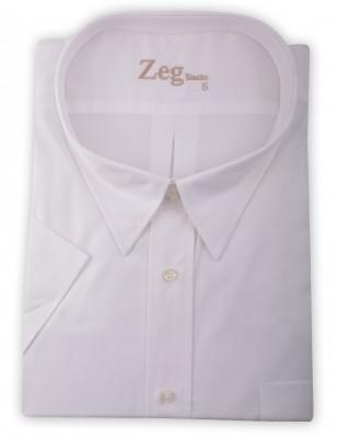 ZegSlacks - % 100 Pamuk Kısa kol spor gömlek (0825)