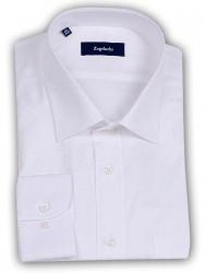 ZegSlacks - %100 Pamuk Klasik Beyaz Gömlek (1984)
