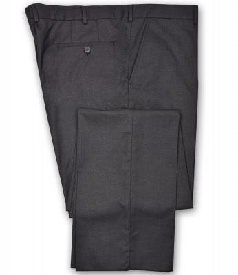 ZegSlacks - Klasik Kumaş Pantolon Füme ( Düşük Bel )(3265pnt)