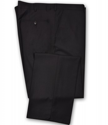 ZegSlacks - Klasik Kumaş Pantolon Siyah ( Düşük Bel ) (3267pnt)