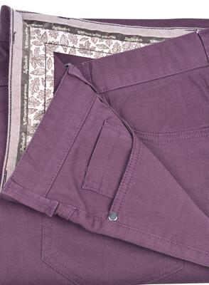 ZegSlacks - Kanvas Pantolon (Pnt415)/BORDO