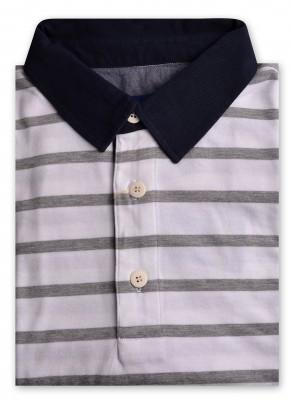 ZegSlacks - Polo Yaka Penye T-Shirt 07
