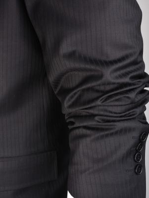 ZegSlacks - YELEKLİ Takım Elbise (tkm2781) 4 DROP SİYAH