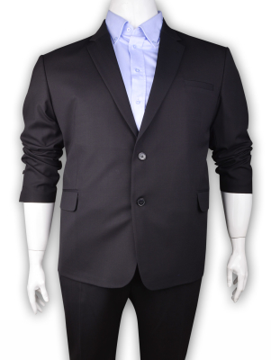 ZegSlacks - YELEKLİ Takım Elbise (tkm2788) 4 DROP SİYAH